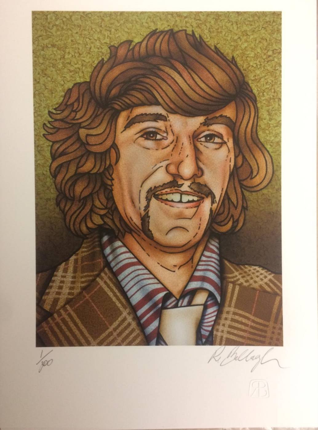 Kevin Lynch Portrait